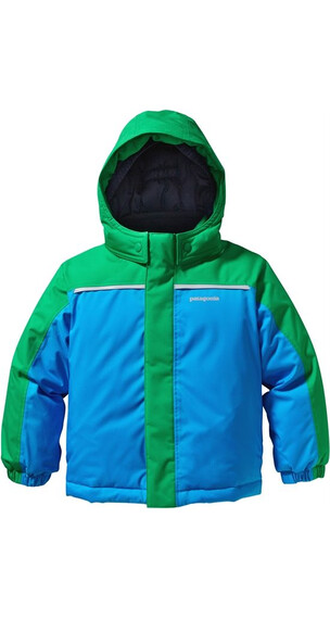 Patagonia Baby Snow Pile Jacket Tumble Green